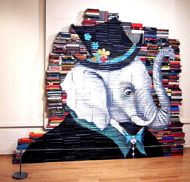 peintures sur livre-5