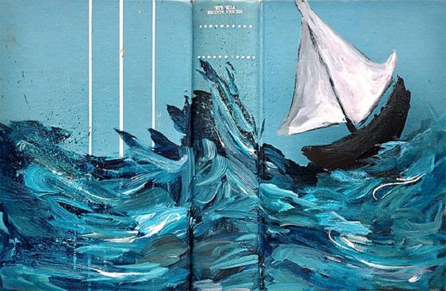 peintures sur livre-8