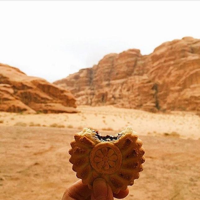 MAAMOUL (date biscuit) en Jordanie.