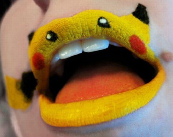 bouche-pikachu
