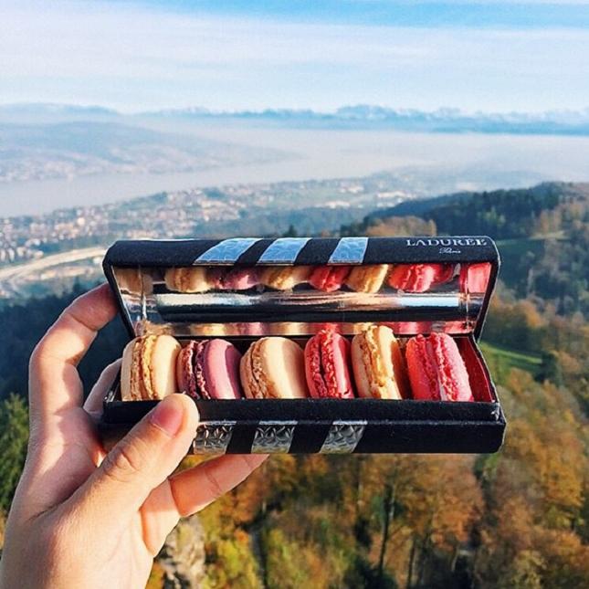 macaron - Suisse