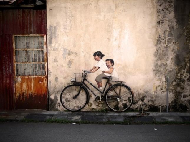 Street-Art interactif et participatif-1