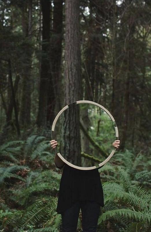 Le reflet de l 39 art miroir et autoportraits wikilinks for Image miroir photoshop