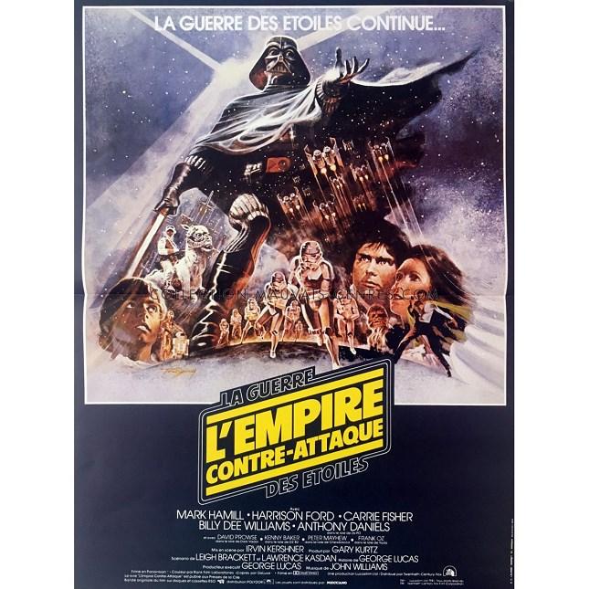 L'Empire contre-attaque d'Irvin Kershner, sorti en 1980