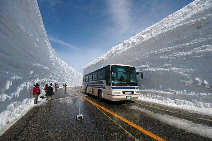 montagne neige japon wikilinks.fr