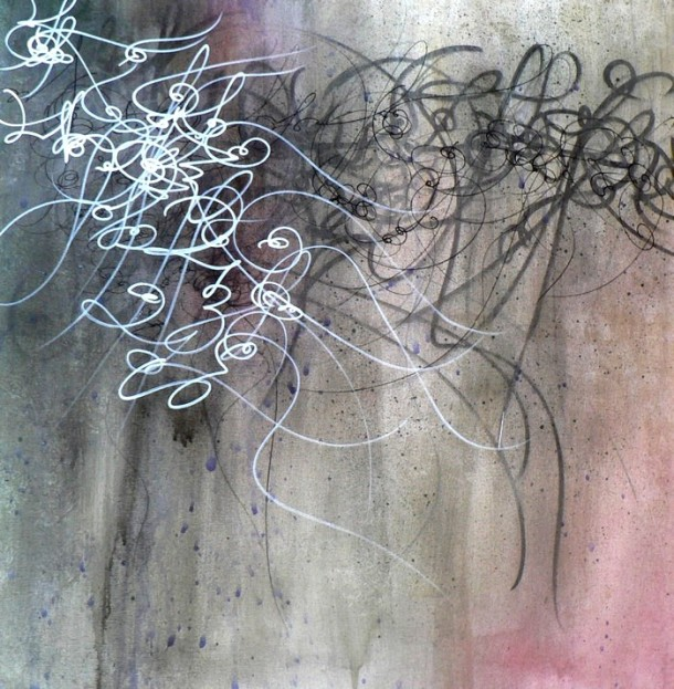 Calligraphies Abstraites