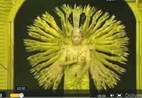danse du Soleil Levant
