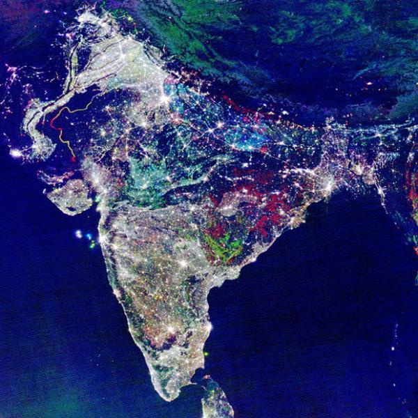 croissance de l'Inde