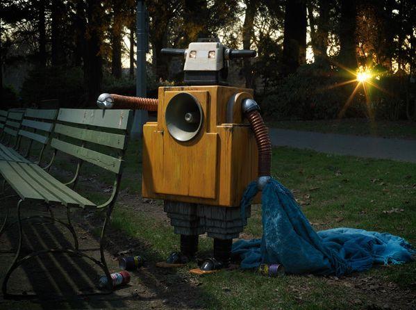 robots SDF