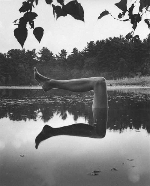 autoportraits en noir et blanc4