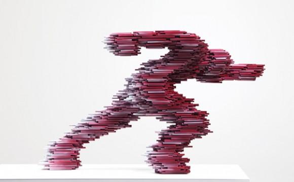 sculptures en PVC