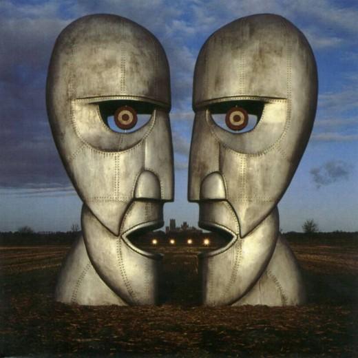 pochettes d'albums des pink Floyd