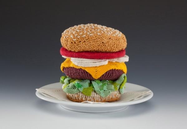 aliments tricotés
