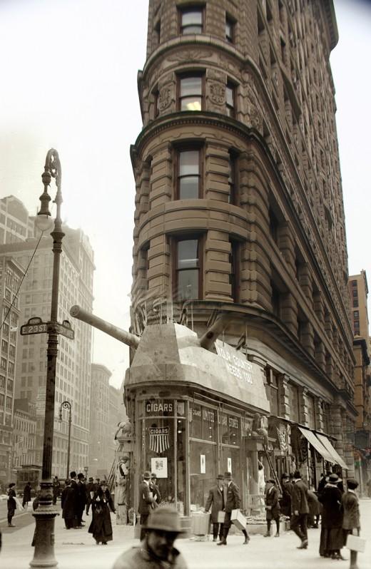 nouveau Manhattan
