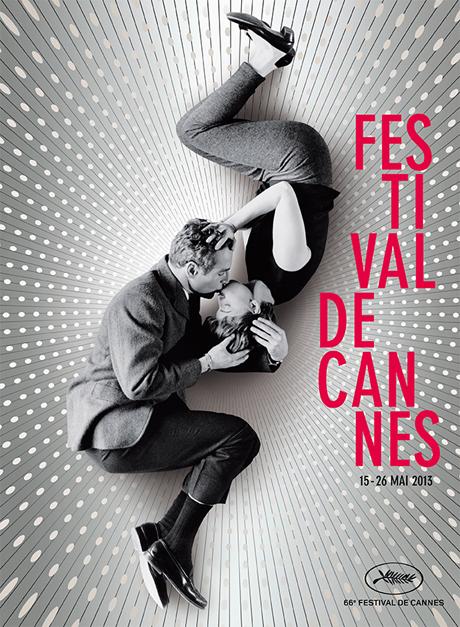 affiche 66e édition du Festival de Cannes mai 2013