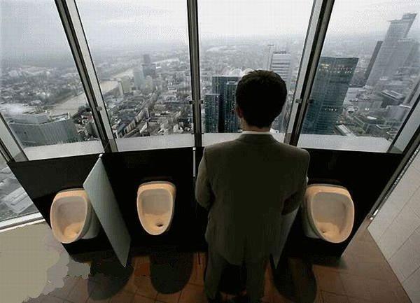 toilettes insolites