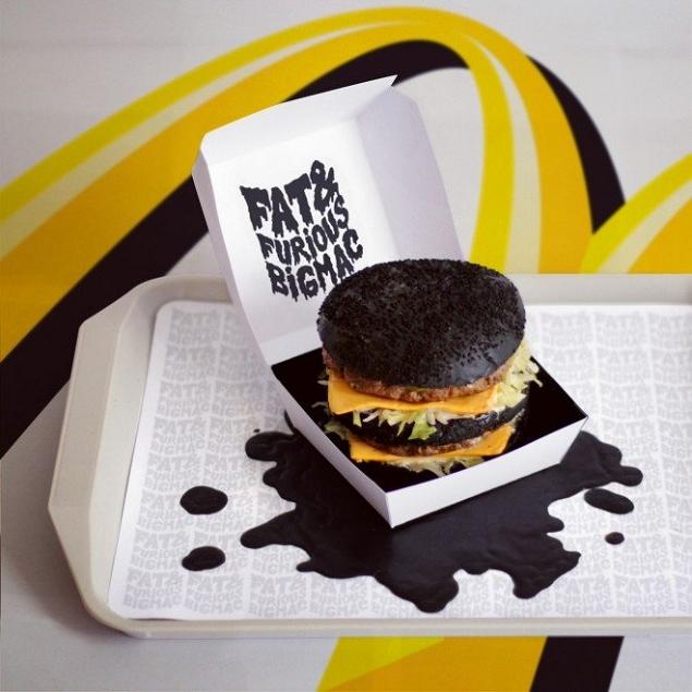 Pop culture et hamburgers
