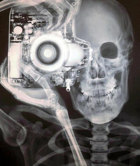 Anatomie d'un photographe