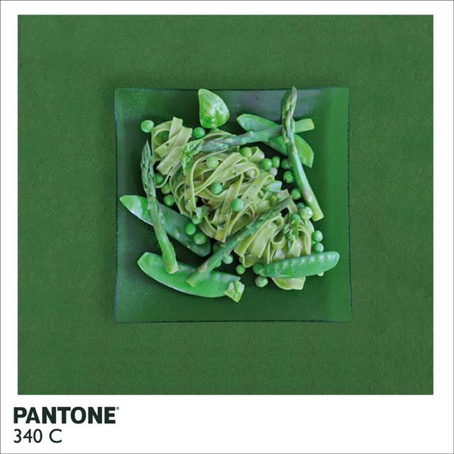 nourriture Pantone