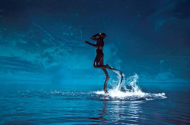 Plongée en surface par Eduard Nikolaev Vtornik