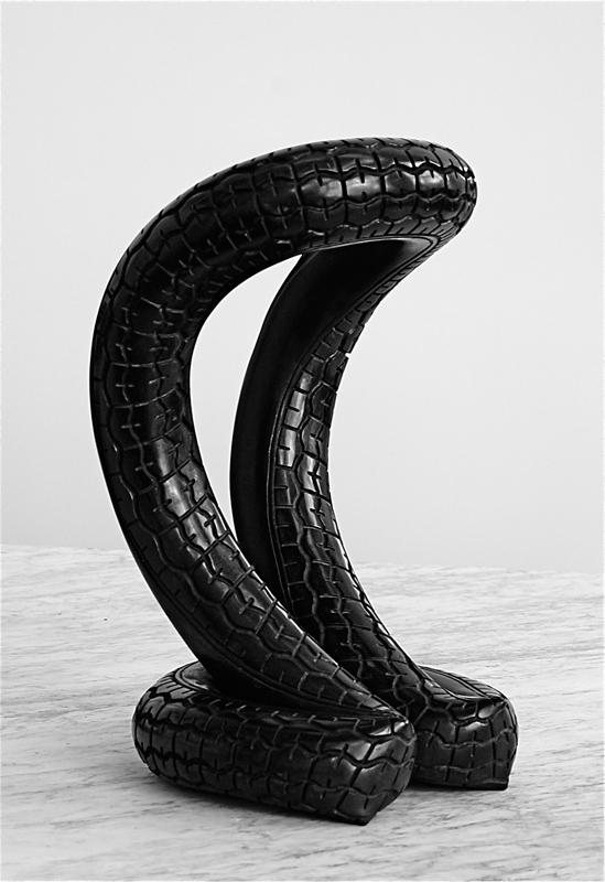 Les sculptures en marbre de Fabio Vialewas