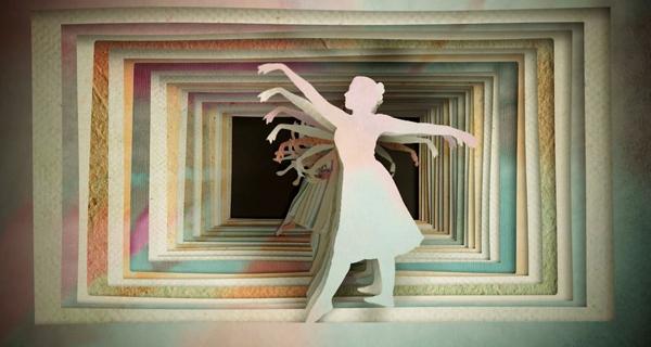the-me-bird-Pablo Neruda-pochoir-ballerine