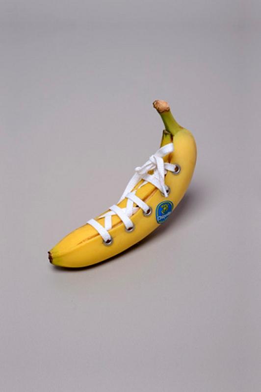 Banane Food Art par Sarah Illenberger
