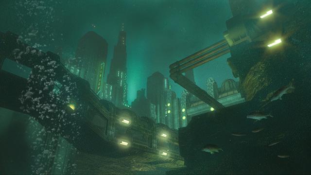 Illusion-aquatique-ville-sous-marine-BioShock-Rapture-2