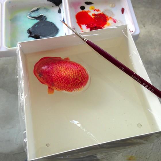 Peintures en 3D