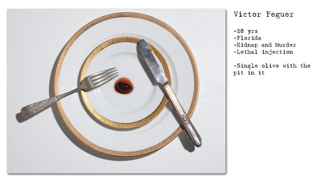 repas condamnés à mort