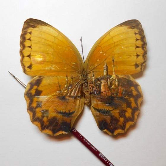 tableaux miniatures de Kale Hasan