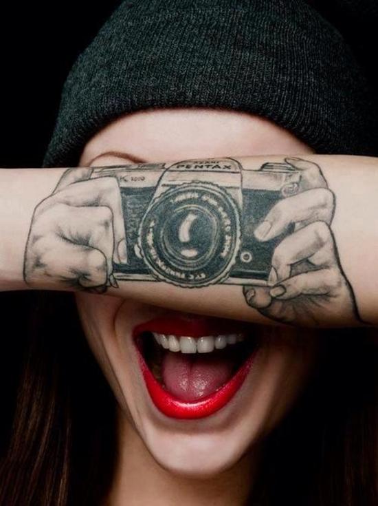 Tatouage et photographie
