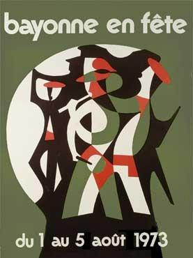 affiche-des-fetes-de-Bayonne-en-1973