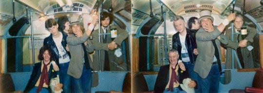 Riff Raff 1976 & 2011 London,