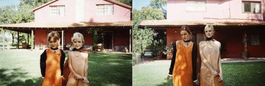 Sonia y Laurita 1998 & 2011 Buenos aires