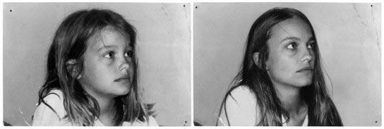 Daphne 1986 & 2011 Paris