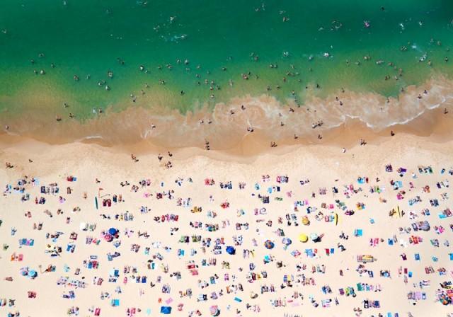 Coogee Beach Sydney Australie