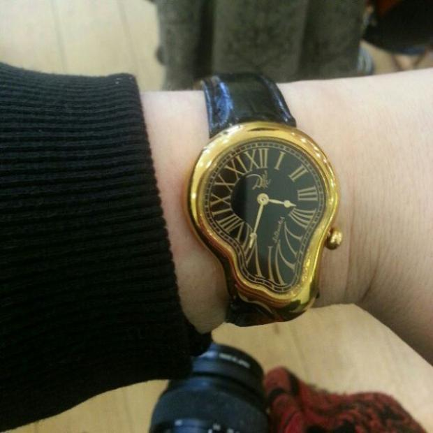 Salvador Dali Montre watch
