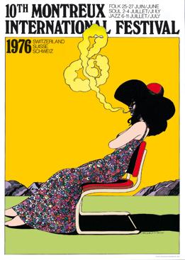 affiche-festival-jazz-montreux-1976