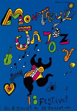 affiche-festival-jazz-montreux-1984