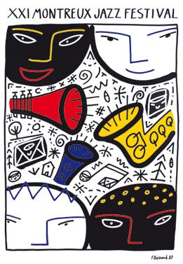 affiche-festival-jazz-montreux-1987