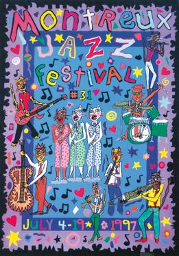 affiche-festival-jazz-montreux-1997