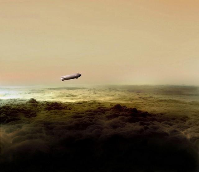 Les scènes surréaliste de George Christakis