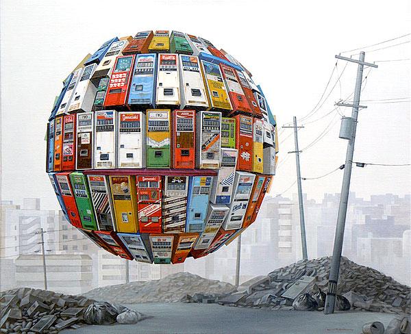 monde post-apocalyptique