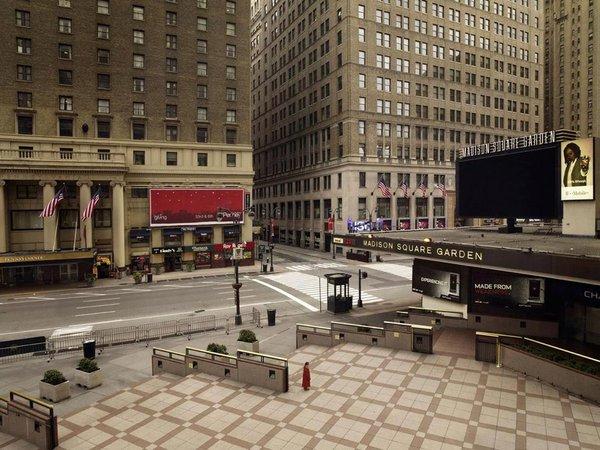 New York, Madison Square