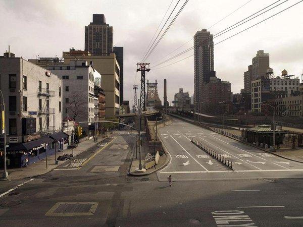 New York, Pont de Queensboro