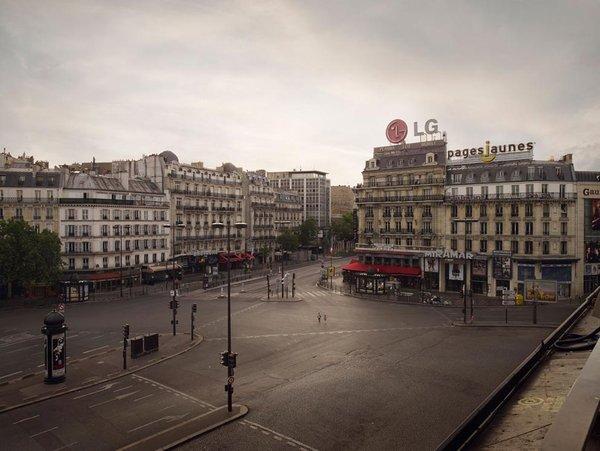 Paris, Place Montparnasse