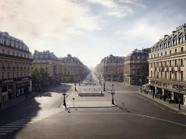 Paris, Place de l'Opéra