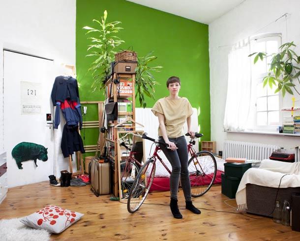 Celine, 22 ans – Berlin Allemagne