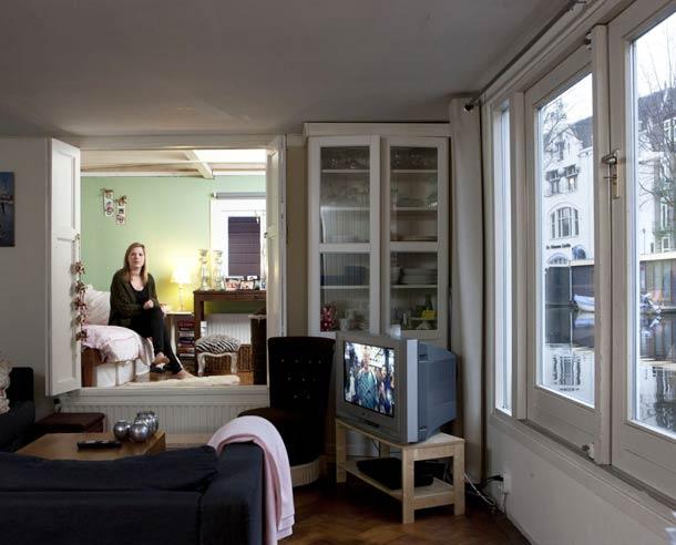 Hannah, 24 ans – Amsterdam Hollande